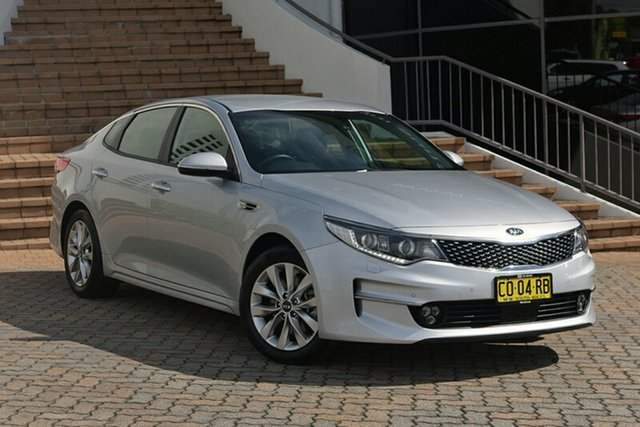 Discounted Used Kia Optima SI, Southport, 2017 Kia Optima SI Sedan