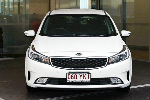 Used Kia Cerato SI, Southport, 2017 Kia Cerato SI Hatchback