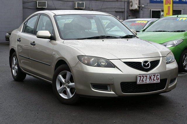 Used Mazda 3 Neo, Southport, 2008 Mazda 3 Neo Sedan