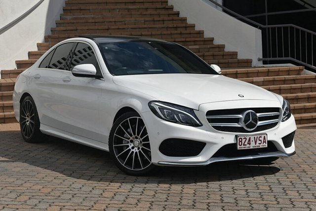 Discounted Used Mercedes-Benz C250 BlueTEC 7G-Tronic +, Southport, 2014 Mercedes-Benz C250 BlueTEC 7G-Tronic + Sedan