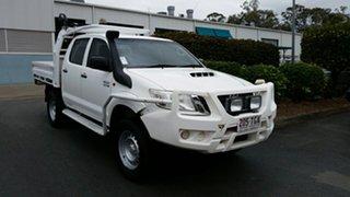 Used Toyota Hilux SR Double Cab, Acacia Ridge, 2013 Toyota Hilux SR Double Cab KUN26R MY12 Utility