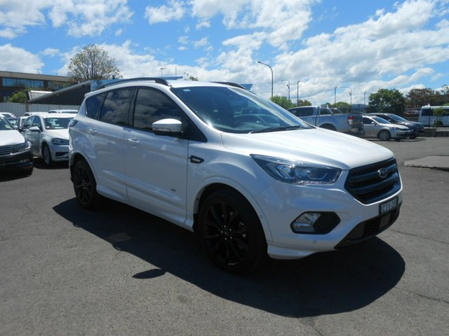 Used Ford Escape ST-Line AWD, Nowra, 2018 Ford Escape ST-Line AWD Wagon