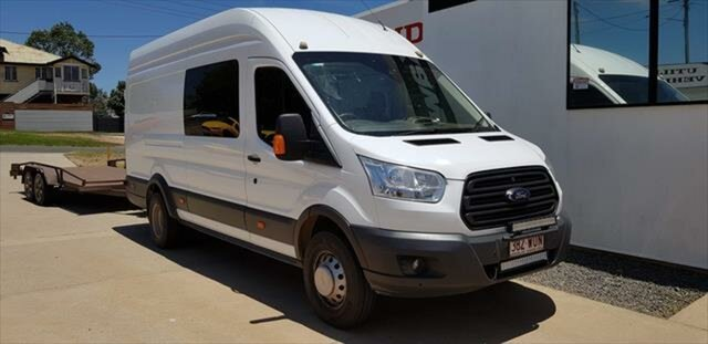 Used Ford Transit 470E High Roof, Gympie, 2015 Ford Transit 470E High Roof Van