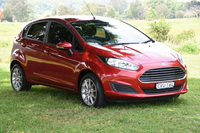 Used Ford Fiesta Ambiente, Southport, 2014 Ford Fiesta Ambiente Hatchback