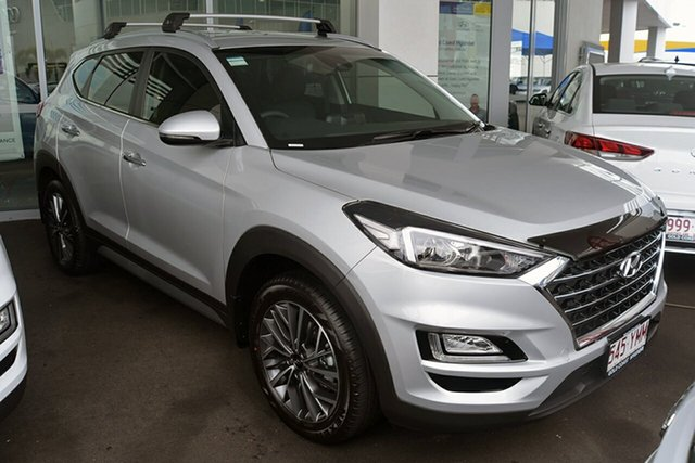 Demonstrator, Demo, Near New Hyundai Tucson Elite 2WD, Southport, 2018 Hyundai Tucson Elite 2WD Wagon