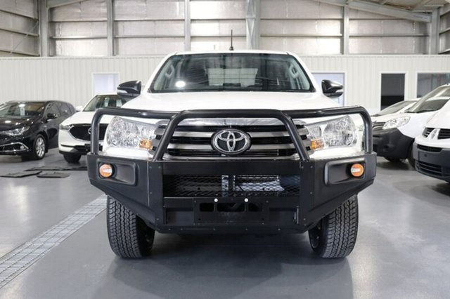 Used Toyota Hilux SR, 2016 Toyota Hilux SR GUN126R Cab Chassis