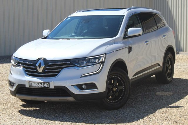 Used Renault Koleos Intens (4x4), Southport, 2017 Renault Koleos Intens (4x4) Wagon