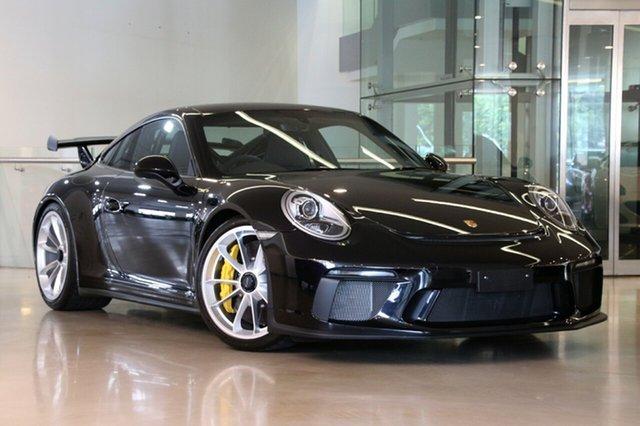 Used Porsche 911 GT3 PDK, Waterloo, 2017 Porsche 911 GT3 PDK Coupe