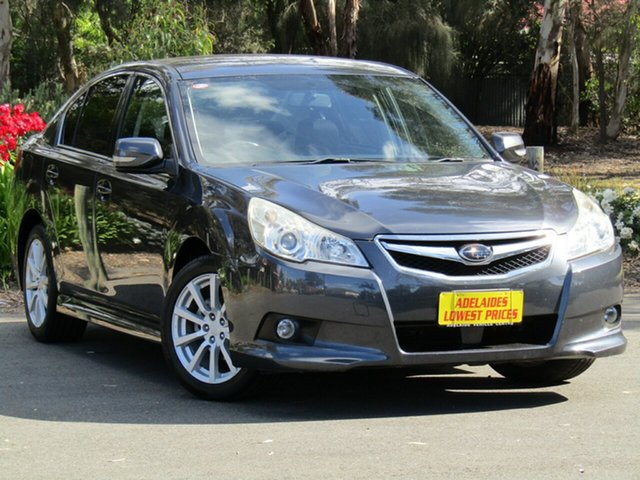 Used Subaru Liberty 2.5i Lineartronic AWD, 2010 Subaru Liberty 2.5i Lineartronic AWD Sedan