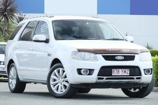 2010 Ford Territory Ghia AWD Wagon.