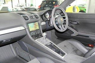 2016 Porsche Cayman GT4 Coupe.