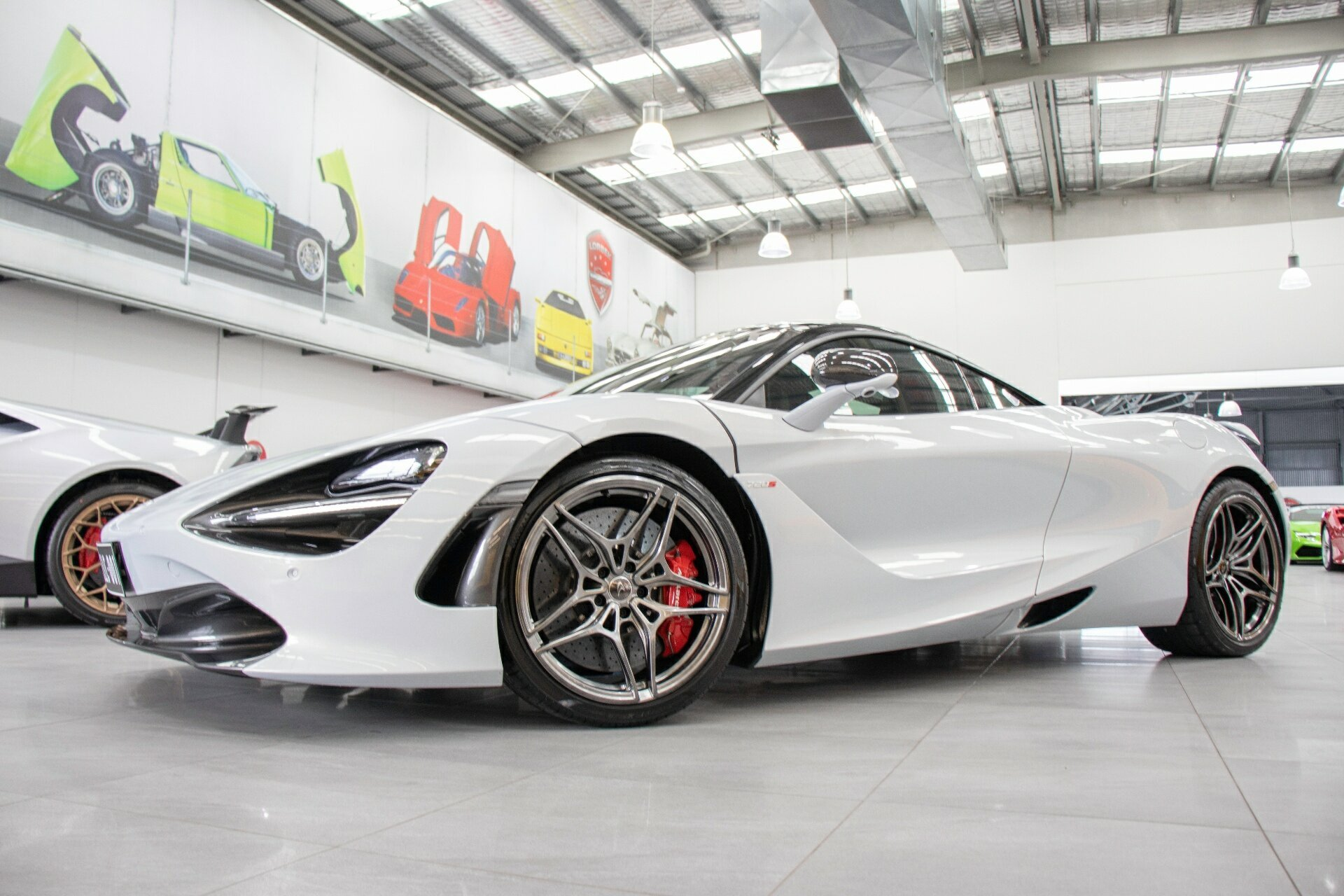 2018 Mclaren 720s Performance My18