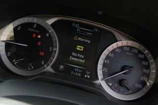 2018 Nissan Navara ST-X Utility.