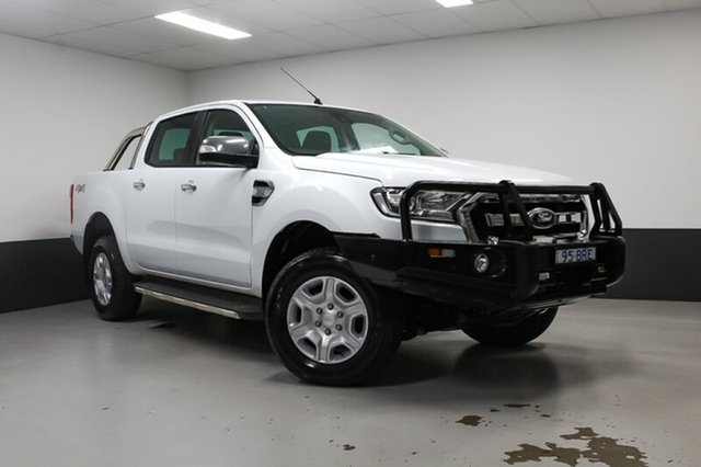 Used Ford Ranger XLT Double Cab, Cardiff, 2017 Ford Ranger XLT Double Cab Utility