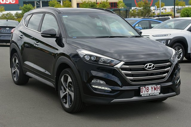 Demonstrator, Demo, Near New Hyundai Tucson, Southport, 2017 Hyundai Tucson Wagon