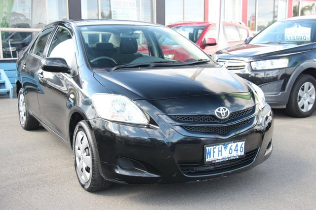 Used Toyota Yaris YRS, Cheltenham, 2007 Toyota Yaris YRS Sedan