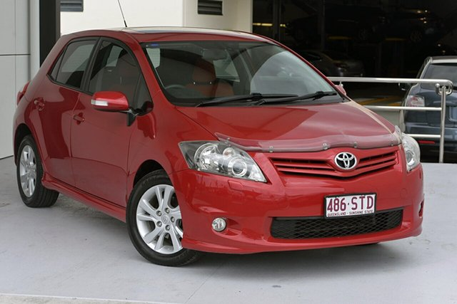 Used Toyota Corolla Levin ZR, Southport, 2011 Toyota Corolla Levin ZR Hatchback