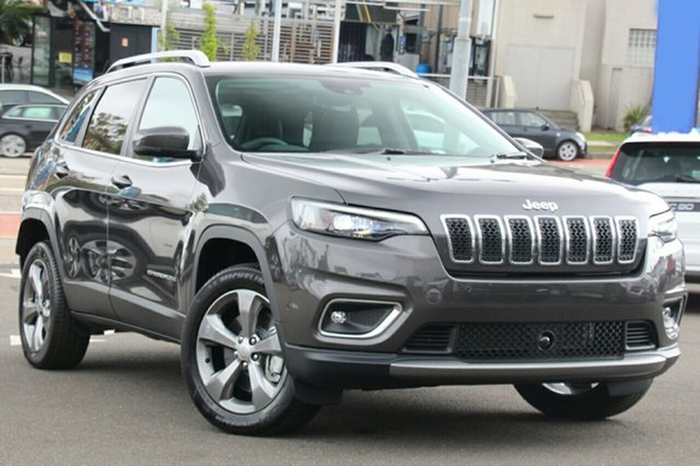 New Jeep Cherokee Limited, Indooroopilly, 2019 Jeep Cherokee Limited Wagon