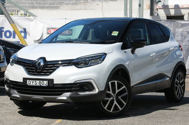 Used Renault Captur S-Edition, Brookvale, 2018 Renault Captur S-Edition Hatchback