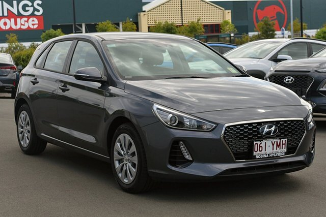 Demonstrator, Demo, Near New Hyundai i30 GO Smartsense, Southport, 2018 Hyundai i30 GO Smartsense Sedan