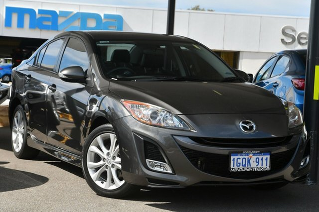 Used Mazda 3 SP25, Mandurah, 2009 Mazda 3 SP25 Sedan