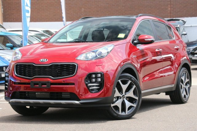 Demonstrator, Demo, Near New Kia Sportage GT-Line AWD, Brookvale, 2018 Kia Sportage GT-Line AWD Wagon