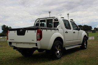 2009 Nissan Navara RX Utility.
