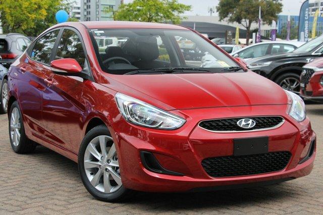New Hyundai Accent Sport, Beaudesert, 2018 Hyundai Accent Sport Sedan