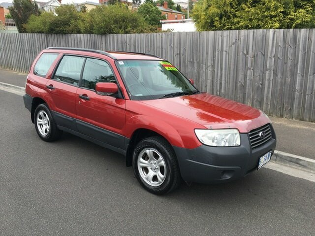 Used Subaru Forester X, North Hobart, 2005 Subaru Forester X Wagon