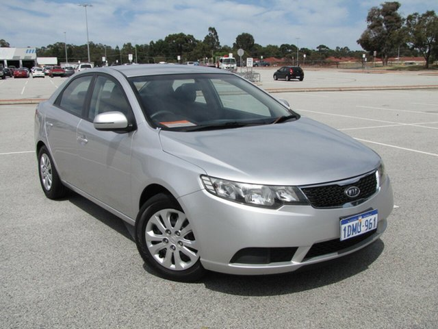 Used Kia Cerato S, Maddington, 2010 Kia Cerato S Sedan