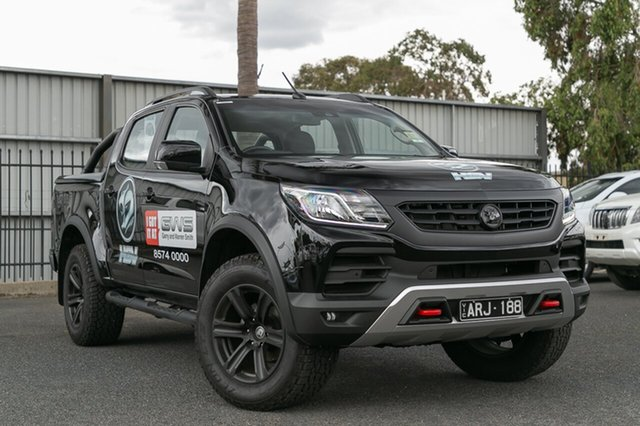 Demonstrator, Demo, Near New Holden Special Vehicles Colorado Sportscat (4x4), Oakleigh, 2018 Holden Special Vehicles Colorado Sportscat (4x4) RG MY18 Crew Cab Pickup