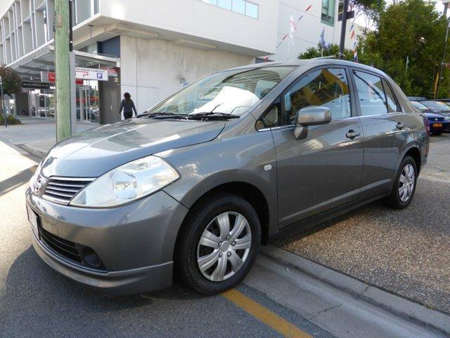 Used Nissan Tiida ST, Southport, 2009 Nissan Tiida ST Sedan