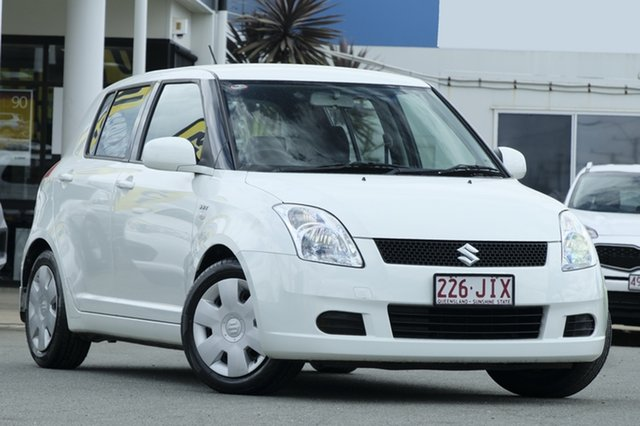 Used Suzuki Swift, Bowen Hills, 2006 Suzuki Swift Hatchback