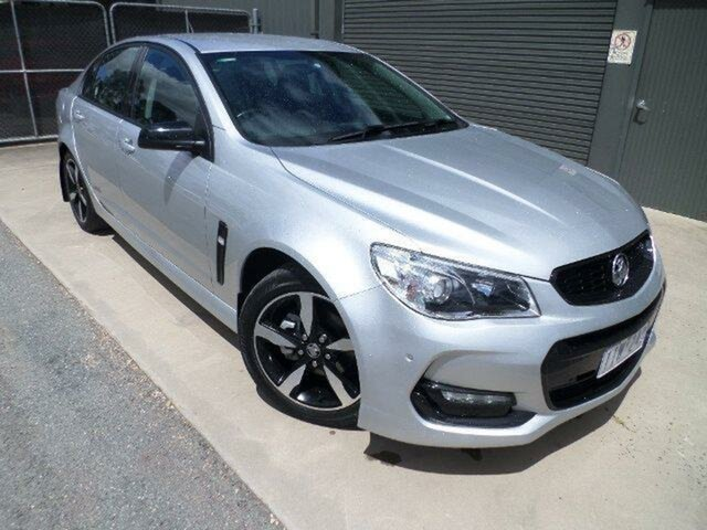 Used Holden Commodore SV6 Black Edition, Wangaratta, 2016 Holden Commodore SV6 Black Edition Sedan