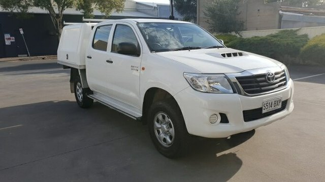 Used Toyota Hilux SR (4x4), Melrose Park, 2013 Toyota Hilux SR (4x4) Dual Cab Pick-up