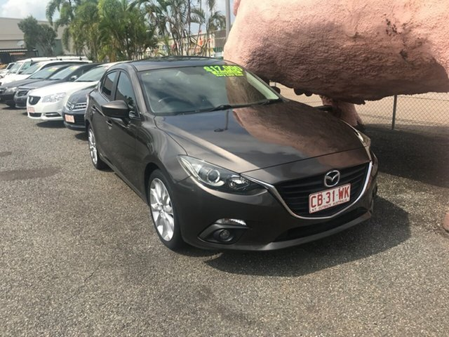 Used Mazda 3 SP25 SKYACTIV-MT, Winnellie, 2014 Mazda 3 SP25 SKYACTIV-MT Sedan