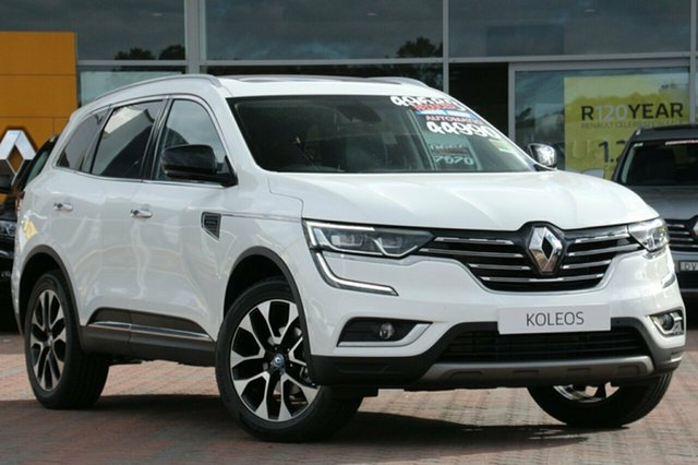 Discounted Demonstrator, Demo, Near New Renault Koleos S-Edition X-tronic, Southport, 2018 Renault Koleos S-Edition X-tronic SUV