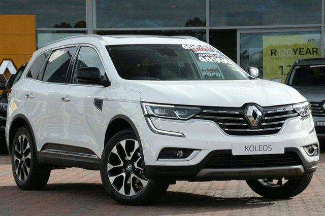 Discounted Demonstrator, Demo, Near New Renault Koleos S-Edition X-tronic, Warwick Farm, 2018 Renault Koleos S-Edition X-tronic SUV