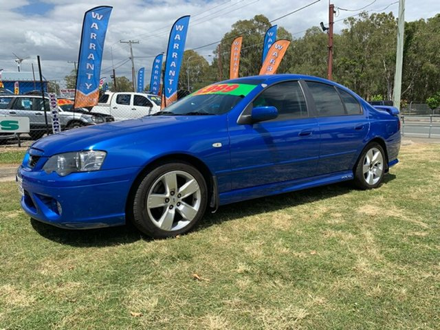 Used Ford Falcon XR6, Clontarf, 2006 Ford Falcon XR6 Sedan