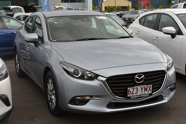 Demonstrator, Demo, Near New Mazda 3 Maxx SKYACTIV-Drive Sport, Southport, 2018 Mazda 3 Maxx SKYACTIV-Drive Sport Hatchback