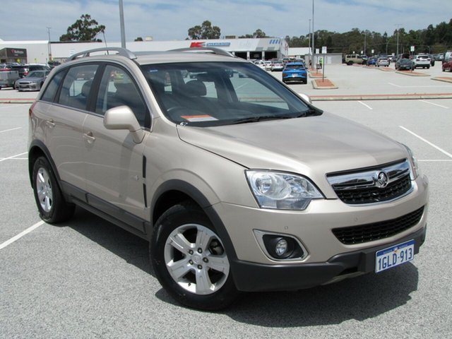 Used Holden Captiva 5 AWD, Maddington, 2011 Holden Captiva 5 AWD Wagon