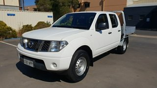 2012 Nissan Navara RX (4x2) Dual Cab Pick-up.