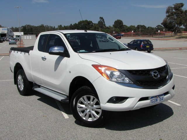 Used Mazda BT-50 XTR Freestyle, Maddington, 2015 Mazda BT-50 XTR Freestyle Utility
