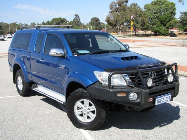 Used Toyota Hilux SR5 Xtra Cab, Maddington, 2013 Toyota Hilux SR5 Xtra Cab Utility