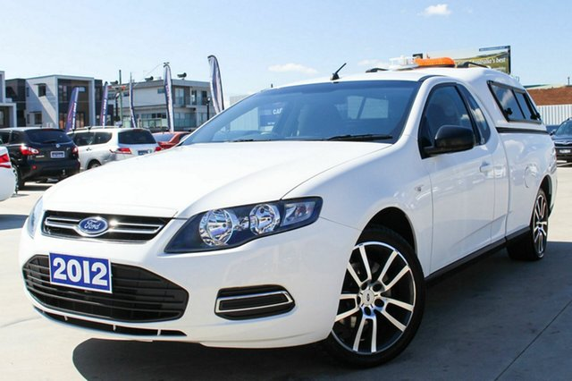 Discounted Used Ford Falcon EcoLPi Ute Super Cab, Coburg North, 2012 Ford Falcon EcoLPi Ute Super Cab Utility