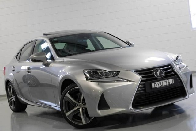 Used Lexus IS350 Sports Luxury, Warwick Farm, 2018 Lexus IS350 Sports Luxury Sedan