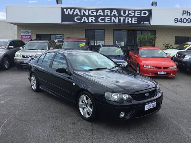 Used Ford Falcon XR6, Wangara, 2007 Ford Falcon XR6 Sedan