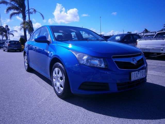 Used Holden Cruze CD, Cheltenham, 2009 Holden Cruze CD Sedan
