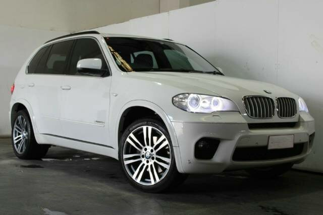 Used BMW X5 xDrive40d Steptronic, Underwood, 2011 BMW X5 xDrive40d Steptronic Wagon