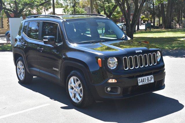 Used Jeep Renegade Longitude DDCT, Nailsworth, 2015 Jeep Renegade Longitude DDCT Hatchback
